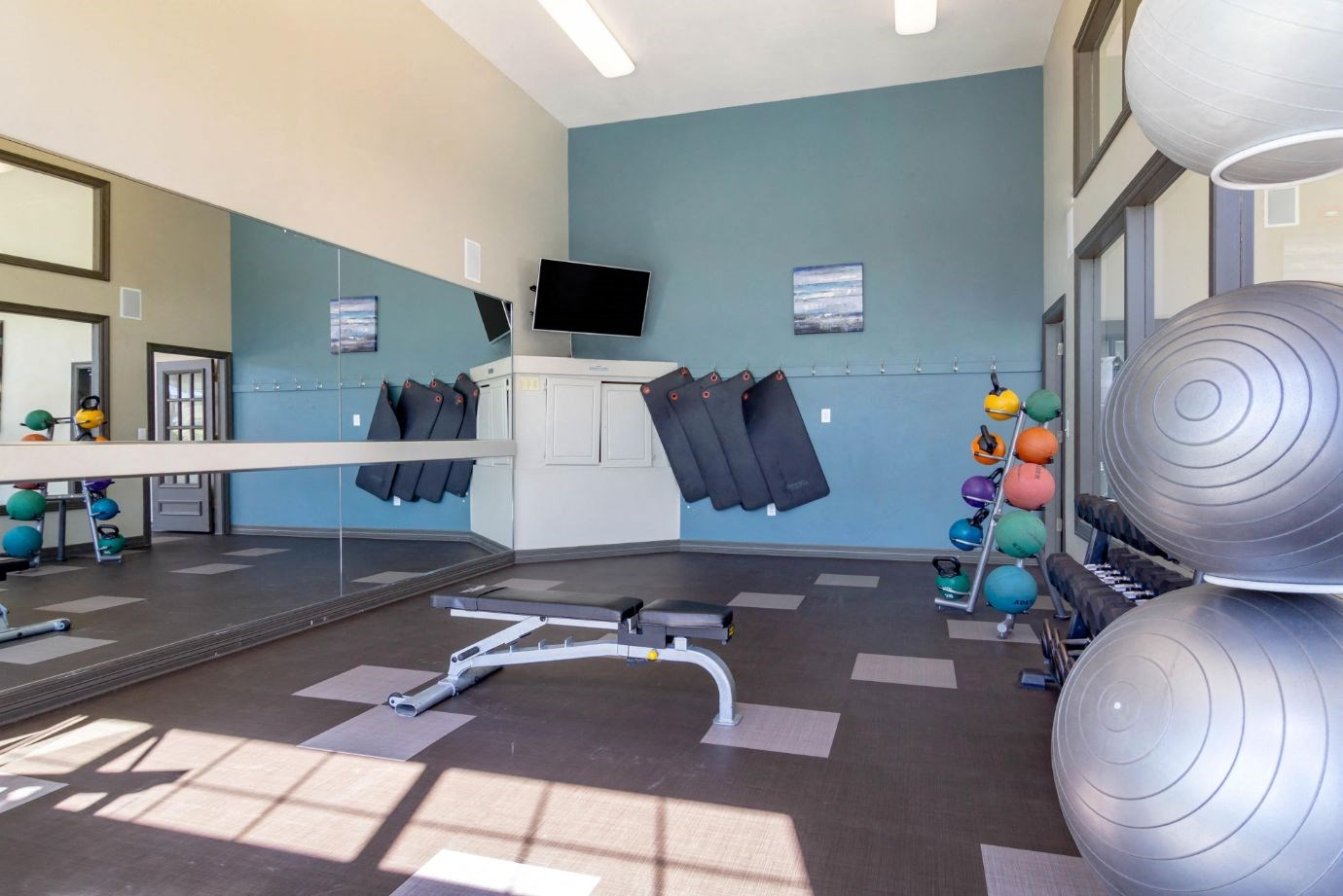 Legacy Heights Apartments | Fitness Center