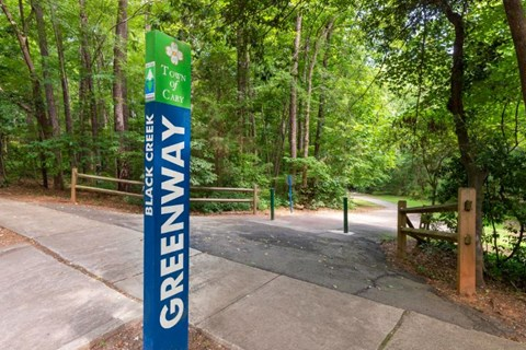 Greenway Running Trail
