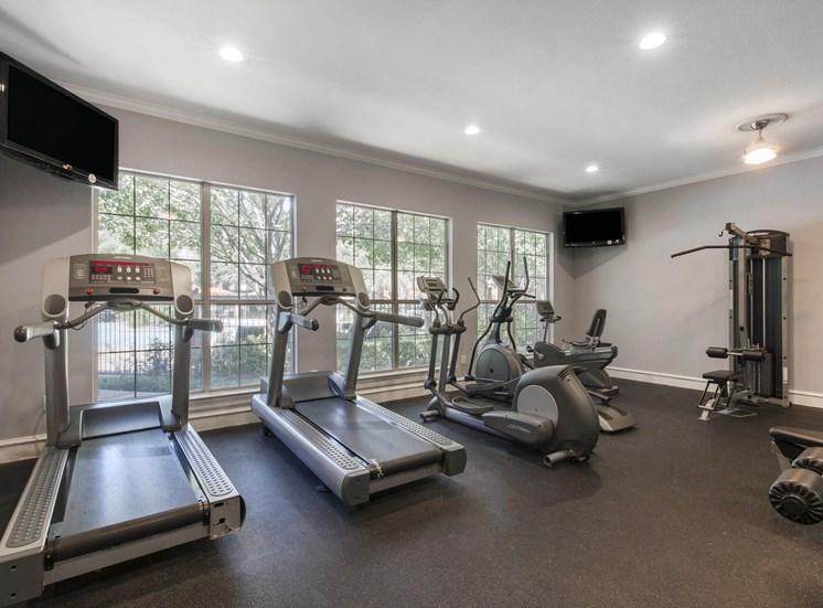 The Legend at Park Ten|Fitness Center