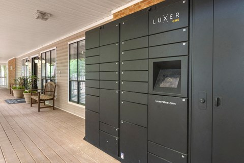 Package Cache Lockers
