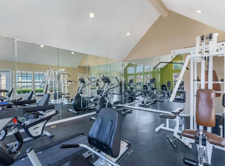 Cinnamon Park Apartments|Fitness Center