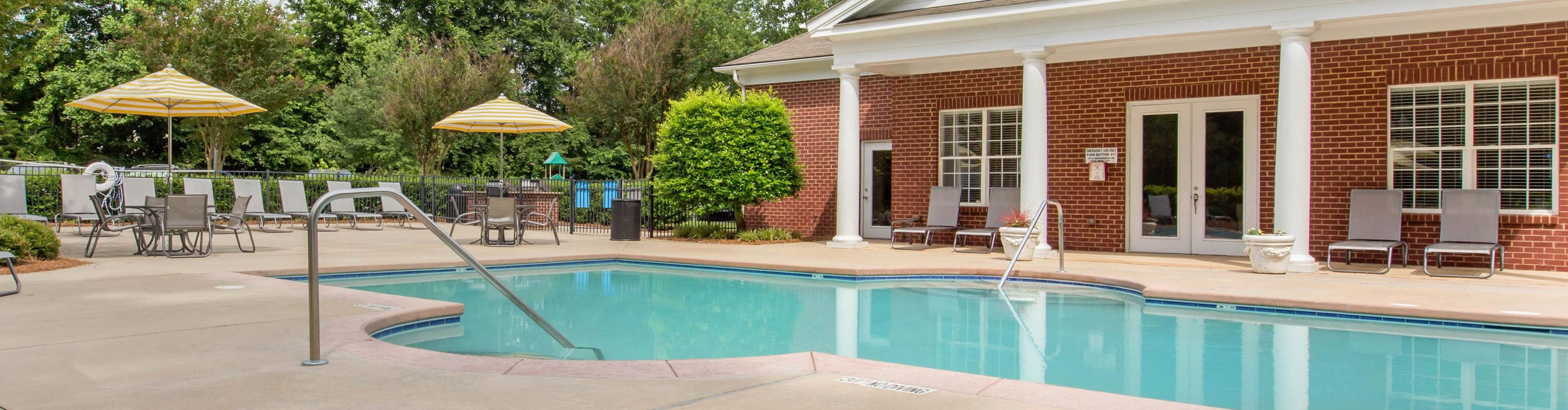 Swimming Pool | Reserve at River Walk Apartment Homes Columbia, SC