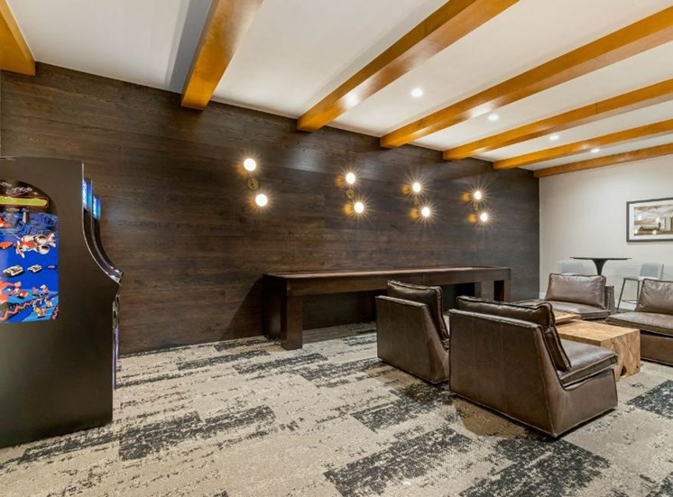 Resident Lounge w/ Billiards, Wi-Fi, and Gaming Center