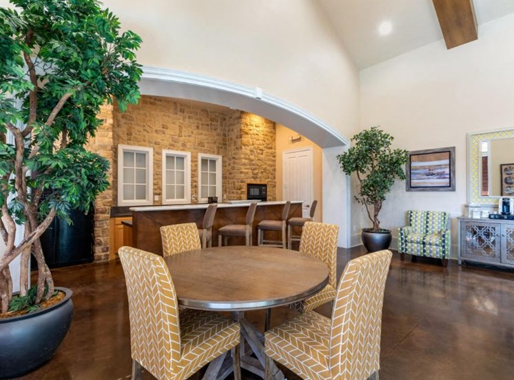 Providence Place Apartments| Clubhouse Interior