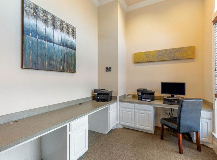 Providence Place Apartments| Business Center