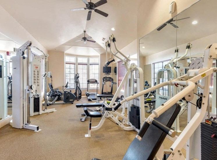 Providence Place Apartments| Fitness Center
