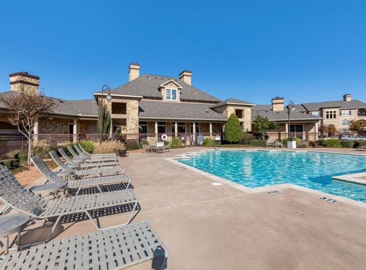 Providence Place|Pool with Tanning Deck