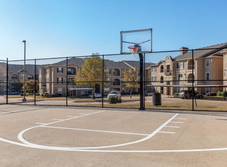 Providence Place| Basketball Court