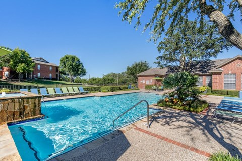 Mission Rockwall | Swimming Pool
