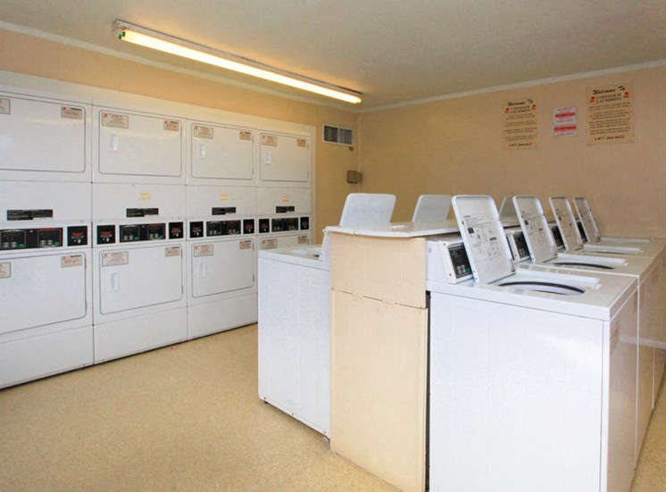 Clothes Care Center with washer and dryers