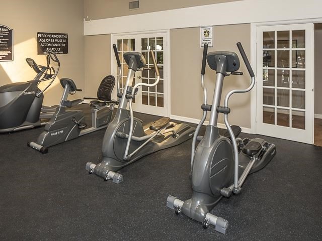 Landmark at Gleneagles Apartments Dallas, TX Fitness Center