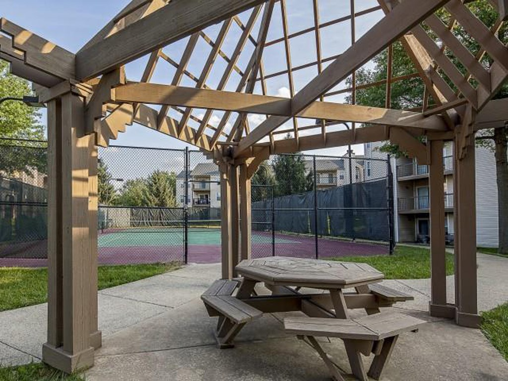 Saybrooke | Apartments For Rent in Gaithersburg, MD |Tennis Courts