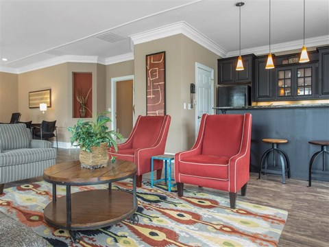 Clubhouse | Landings at Greenbrooke Apartments in Charlotte, NC
