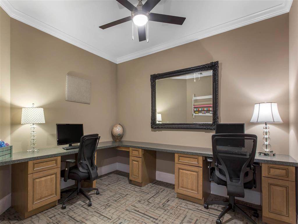 Business Center   Landings at Greenbrooke Apartments in Charlotte, NC