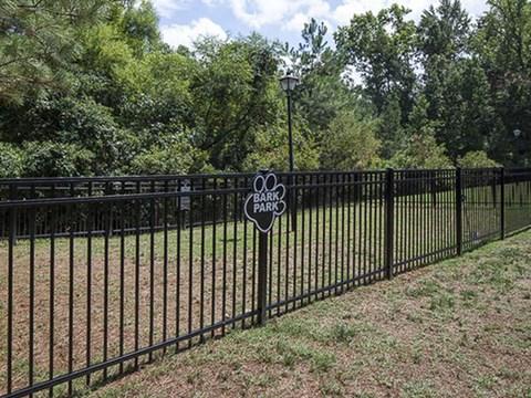 Dog Park | The Grayson Apartment Homes Charlotte, NC