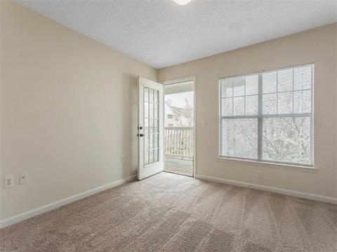 Living Room | The Grayson Apartment Homes Charlotte, NC