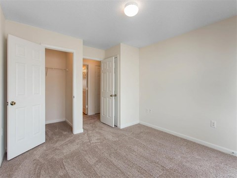 Bedroom | The Grayson Apartment Homes Charlotte, NC