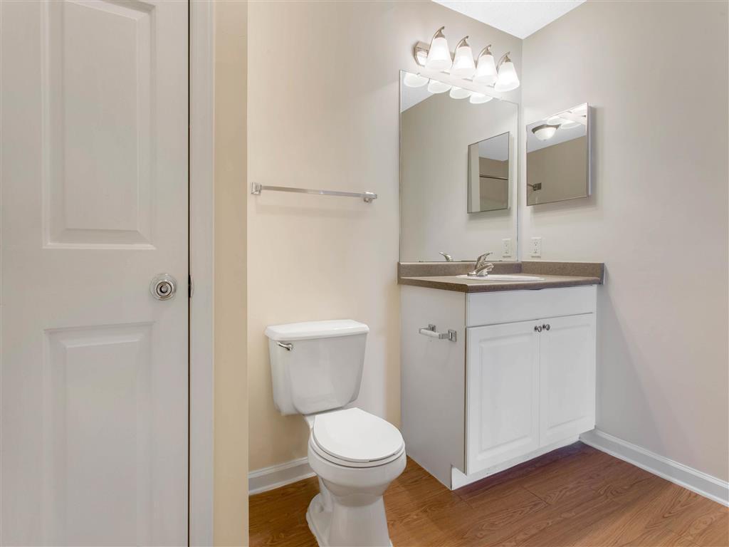 Bathroom   The Grayson Apartment Homes Charlotte, NC
