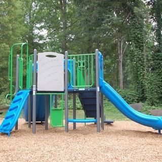 Playground on Mulch at Parkview Apartments, North Carolina, 28078