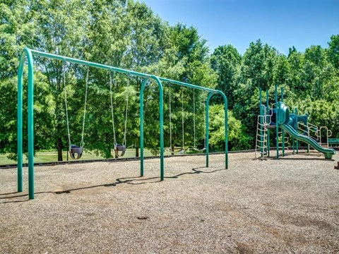 Playground   Flagstone at Indian Trail, NC