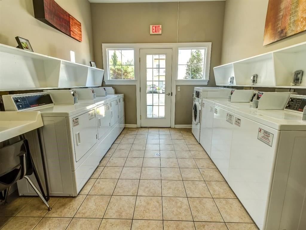 Laundry Center | Flagstone at Indian Trail, NC