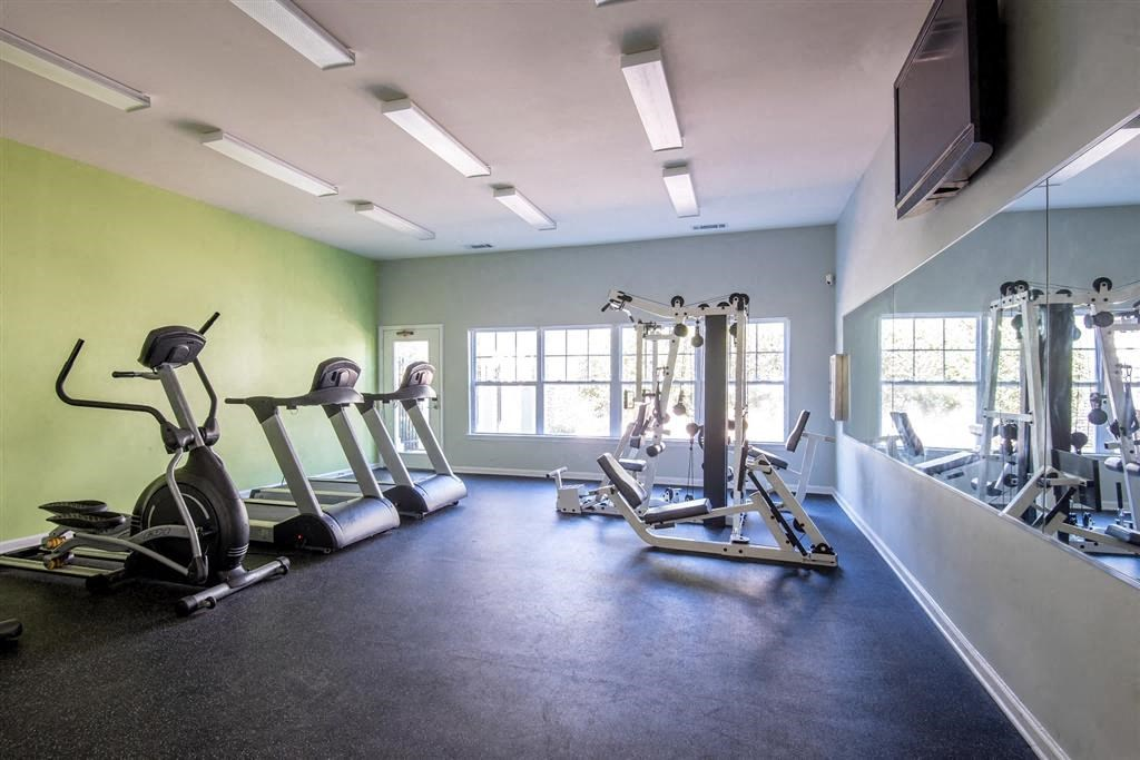Overlooke at Simms Creek Apartments | Fitness Center