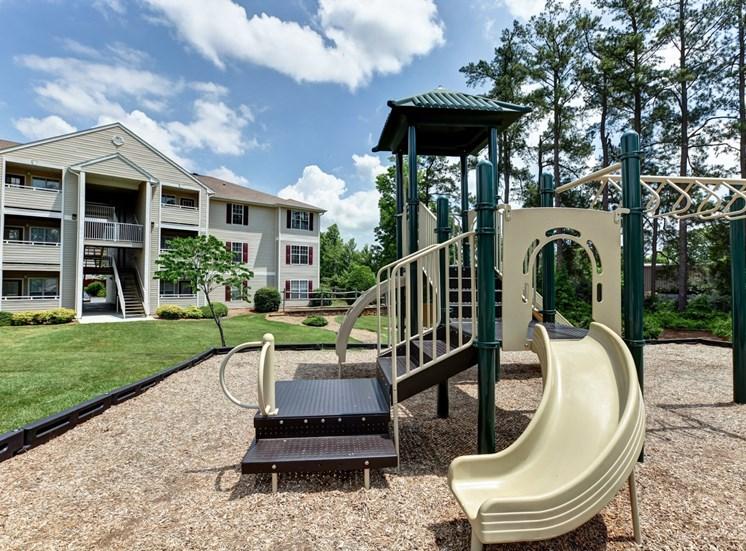 Playing Area at Foxridge Apartments, North Carolina, 27703