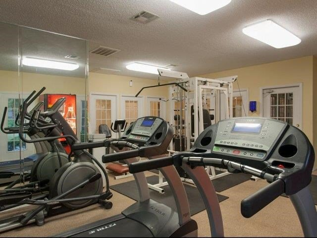 Summers Crossing Apartments Plano, TX Fitness Center