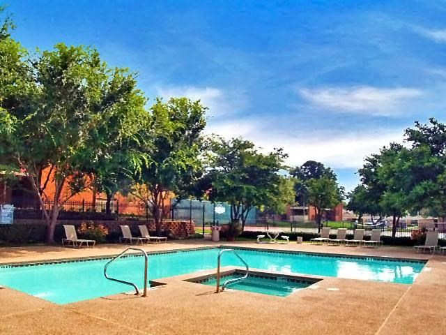 Summers Crossing Apartments Plano, TX Swimming Pool and Spa