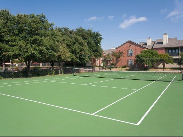 Summers Crossing Apartments Plano, TX Tennis Courts
