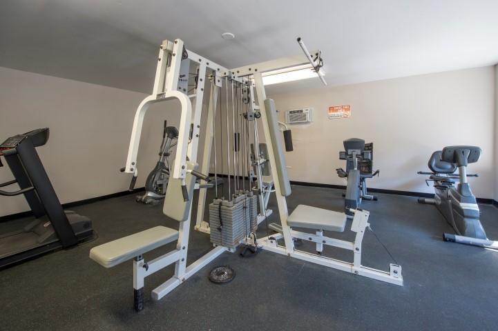 Strength and Cardio Fitness Center
