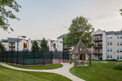 Saybrooke | Apartments For Rent in Gaithersburg, MD | Tennis Courts