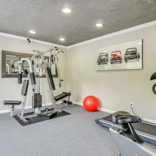 Fitness Center With Equipment at Soldiers Ridge Apartments, Manassas, Virginia