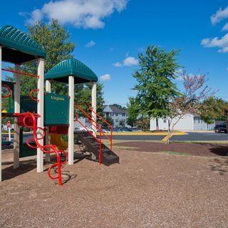 Play Structure at Soldiers Ridge Apartments, Manassas, VA