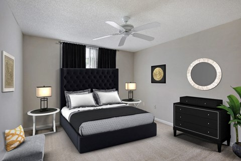 St. Andrews at Winston Park Apartments | Bedroom