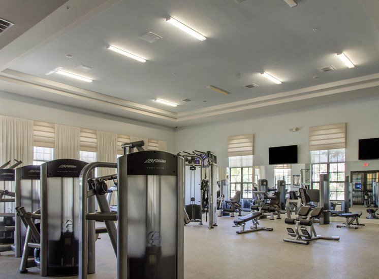 Park Aire Apartments | Fitness Center