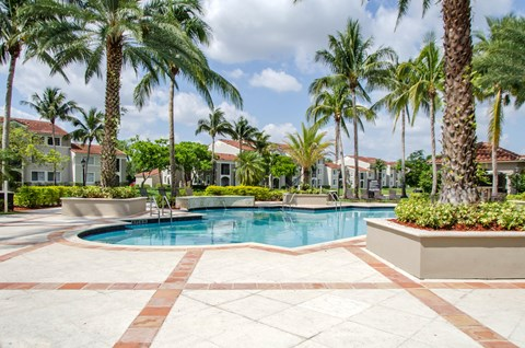 Miramar Lakes Apartments | Resort Style Swimming Pool