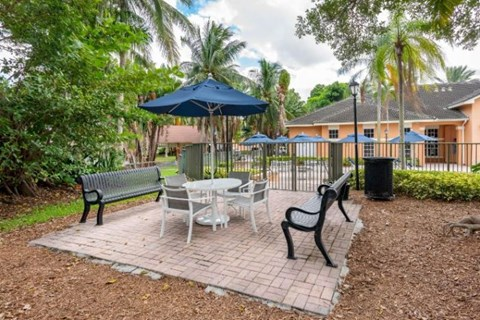 New River Cove Apartments | Picnic Area