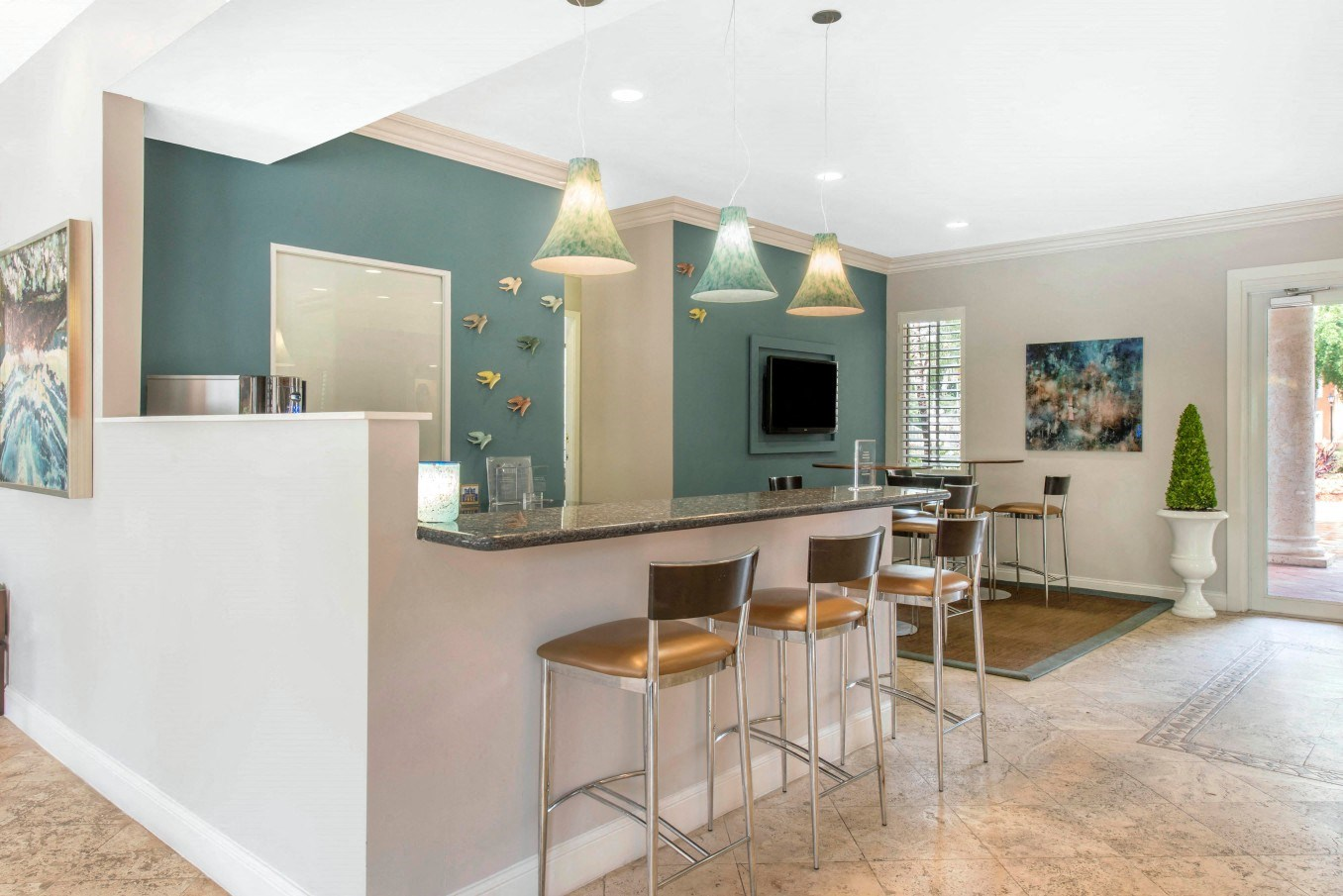 St. Andrews at Winston Park Apartments | Leasing Center