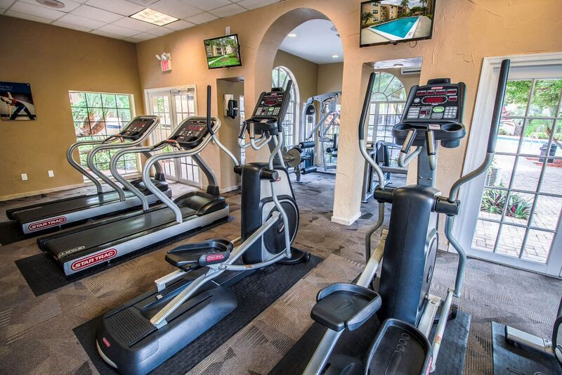 Hammocks Place Apartments | Fitness Center