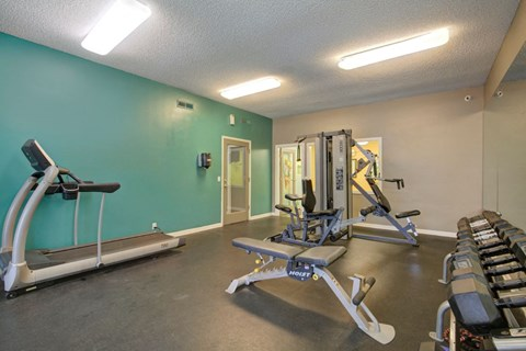 Cardio and Fitness Center