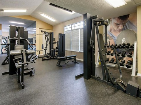 The Landings at Pembroke Lakes Apartments | Fitness Center