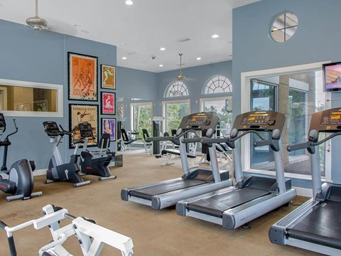 The Preserve at Deer Creek Apartments | Fitness Center