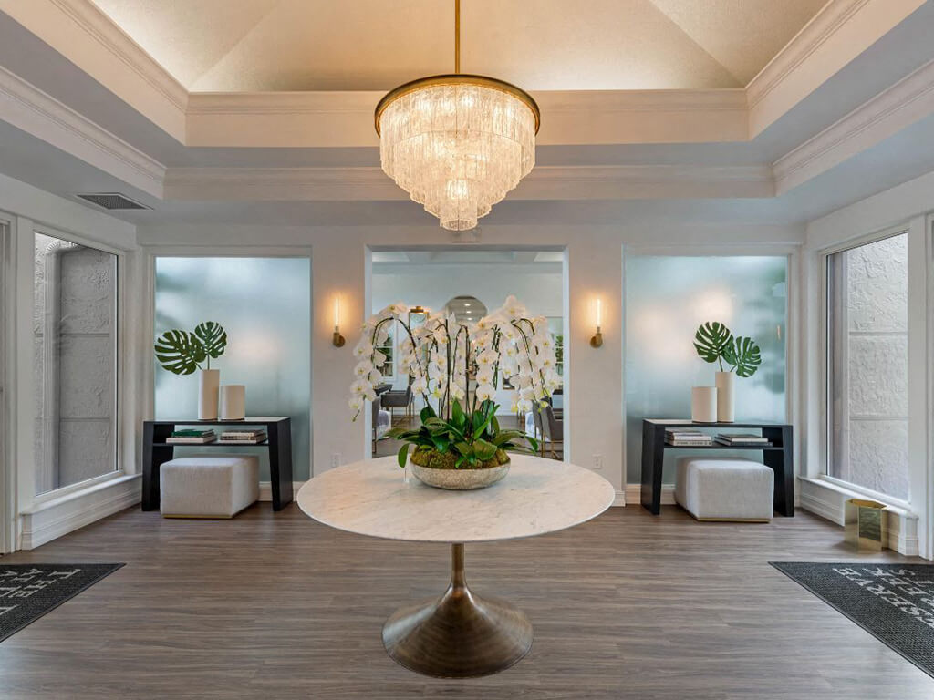 The Preserve at Deer Creek Apartments | Clubhouse Interior