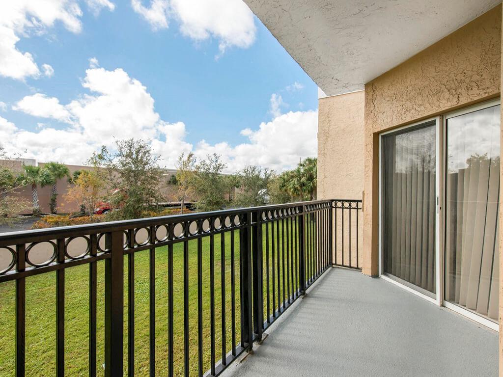 The Preserve at Deer Creek Apartments | Balcony