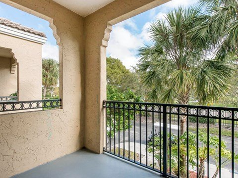The Preserve at Deer Creek Apartments | Balcony