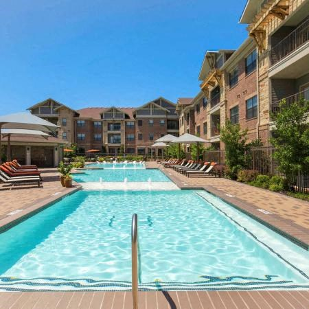Swimming Pool | Sorrel Fairview Apartments | Fairview, TX