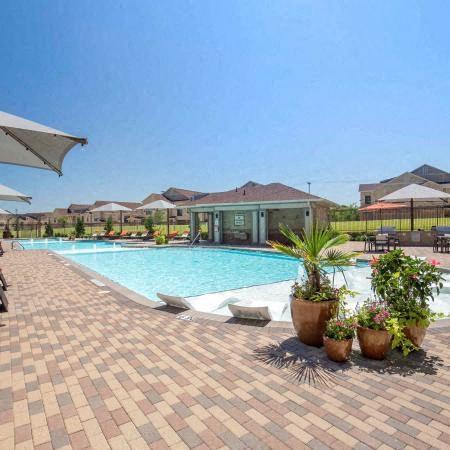 Swimming Pool | Sorrel Fairview Apartments | Fairview, TX