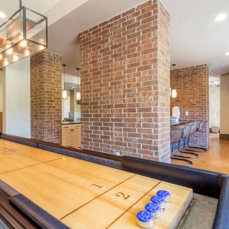 Game Room | Sorrel Fairview Apartments | Fairview, TX