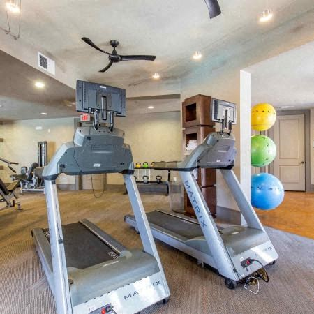Fitness Center | Sorrel Fairview Apartments | Fairview, TX